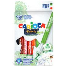 Carioca textilfilc 10db