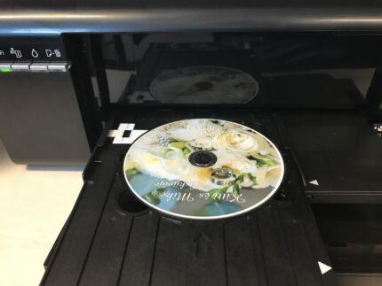 Esküvői DVD már megnyomtatva