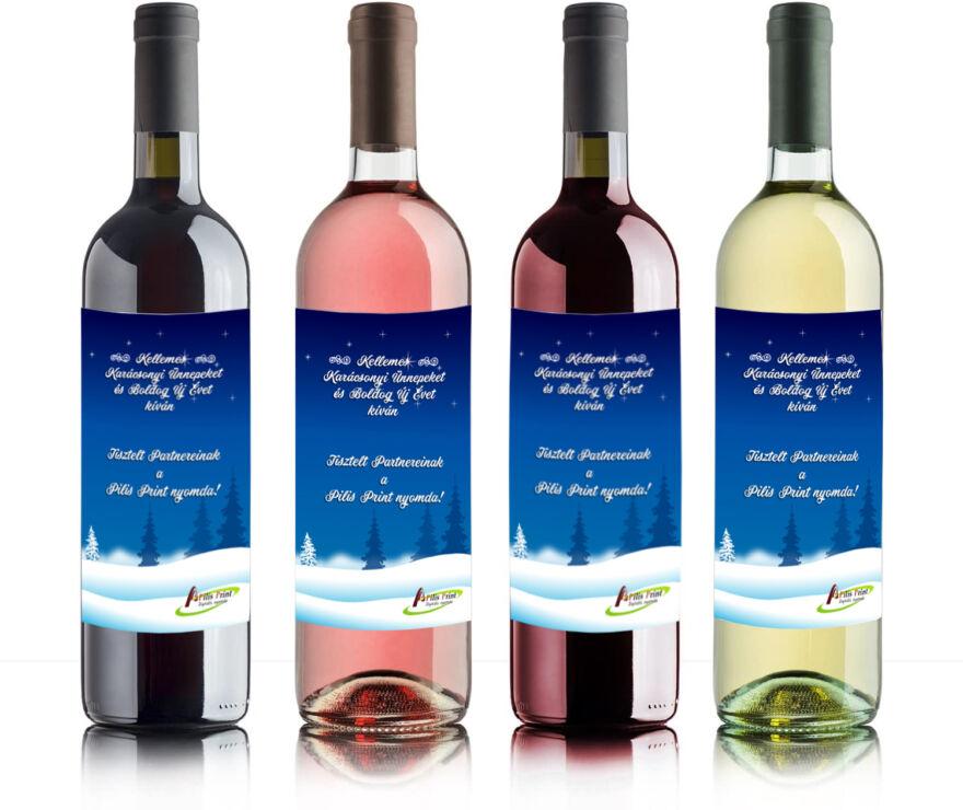 Pilis Printes karácsonyi borok