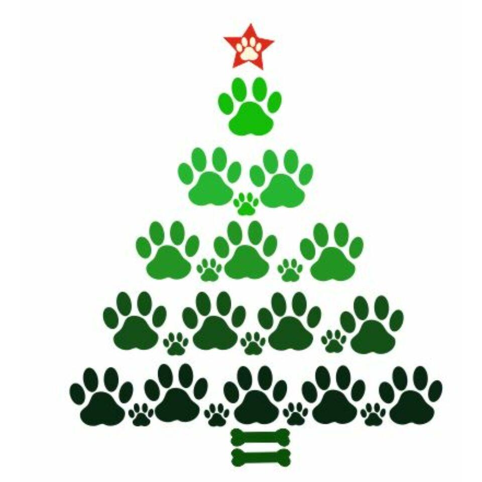 tappancsos karácsonyfa bögre