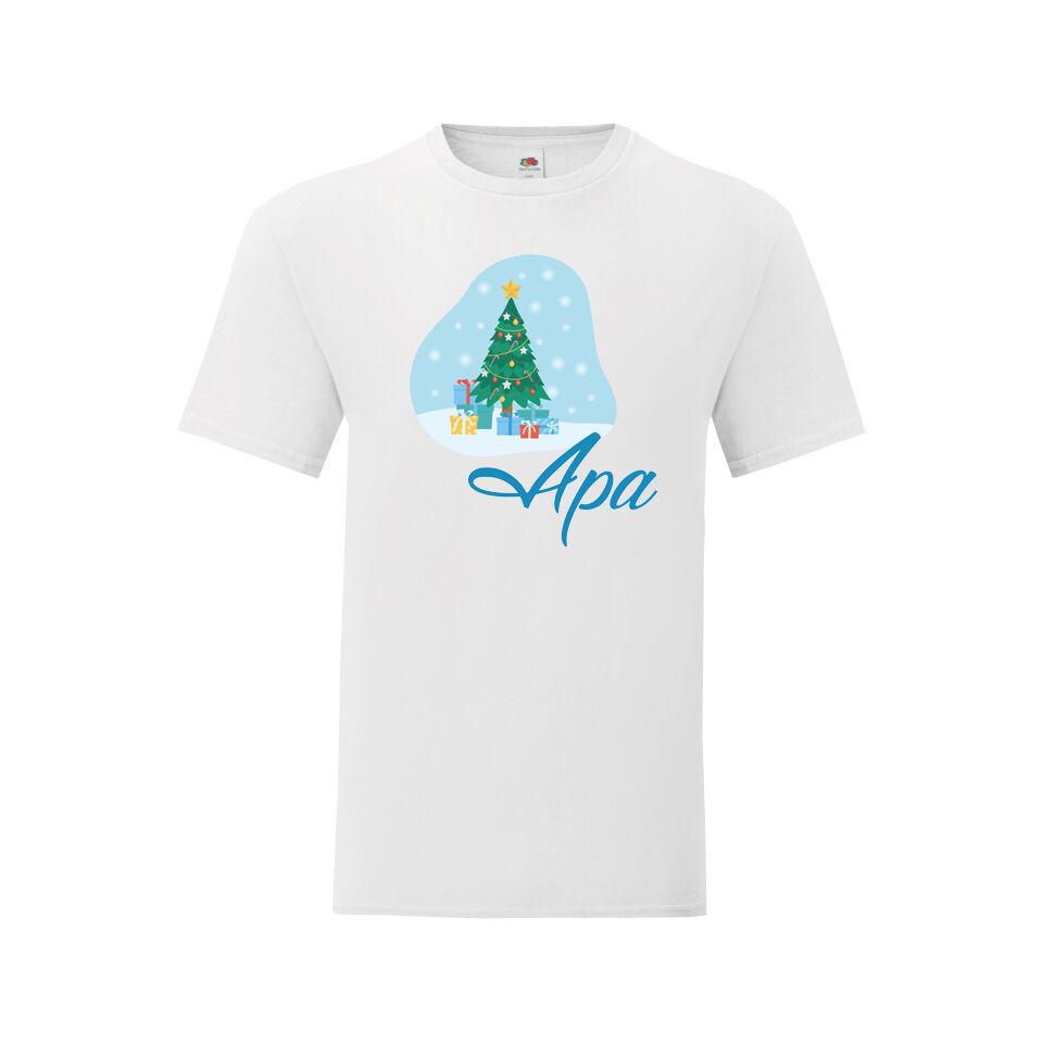 Apás karácsonyi póló